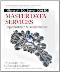 Two books about Microsoft SQL Server 2008 R2 Master Data Services